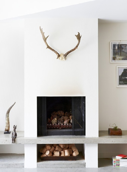 Pinterest Round Up: Focal Point Fireplace {Rose Gold Blog}