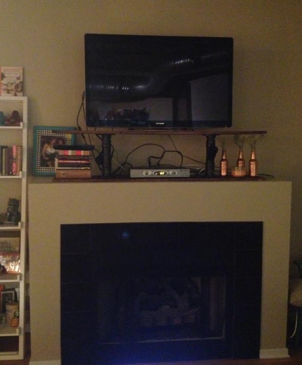 DIY: TV Stand Final