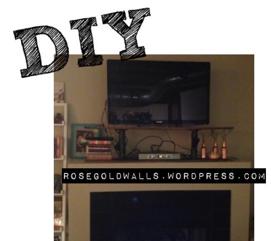 DIY: TV Stand Image